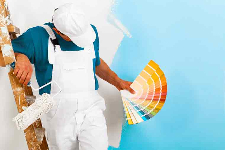 How you can Paint Interior Portion of Home