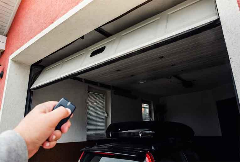 How to Change Battery in Garage Door Opener