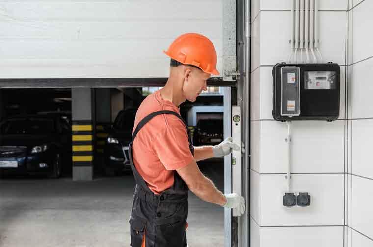 How to Install Garage Door Slide Lock