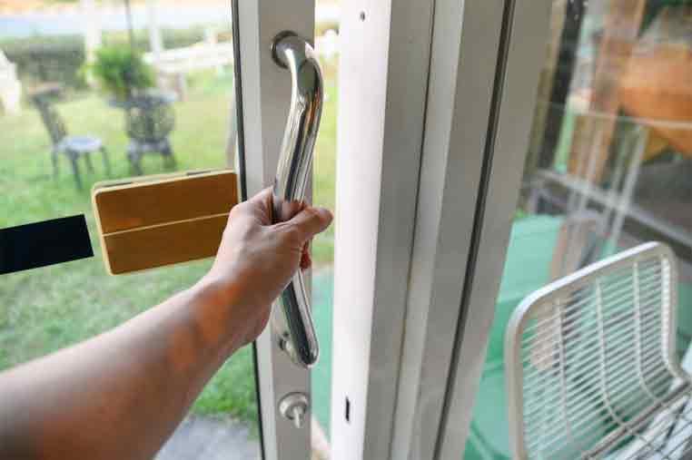 How to Repair Sliding Glass Door Lock