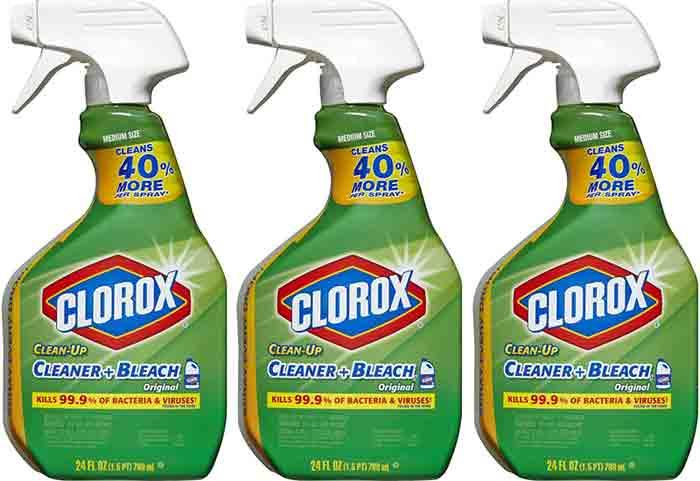 Clorox Kitchen Cleanup