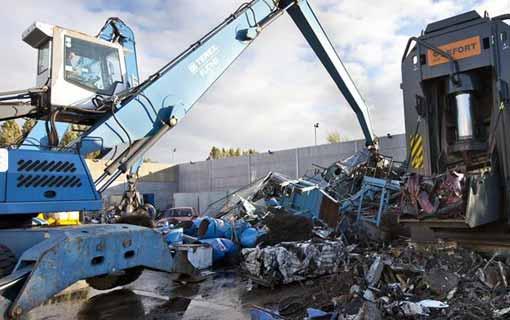 Clean The Scrap Metal