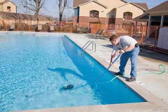 Test the Water's PH Balance